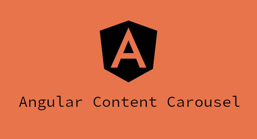 Building a Custom Content Slider (Carousel) in Angular